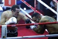 Tyson Ramírez sufrió un duro nocaut en Moscú y se quedó sin título