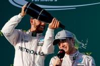 """Hamilton, tras el accidente con Rosberg: """"Lo hablamos y nos seguimos respetando"""""""