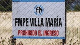 En lo que va del mes ya se robaron 600 kilos de pólvora de la Fábrica Militar de Villa María