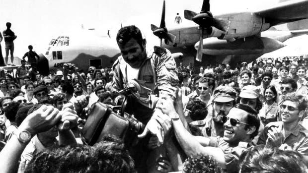 Operación Entebbe, el paso a paso del rescate israelí que mantuvo al mundo en vilo