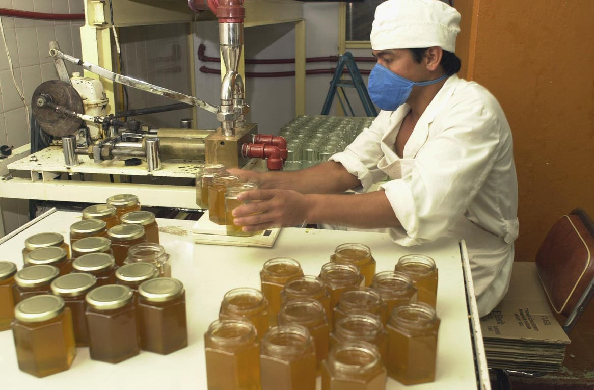 La miel estuvo entre los productos que incrementó sus exportaciones.