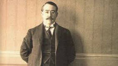 Leopoldo Lugones nació el 13 de junio de 1874