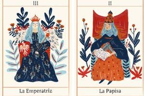 Tarot femenino: cómo activar el poder  que hay dentro de cada una