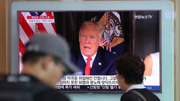 Trump redobla la apuesta y dice que su arsenal nuclear es más poderoso que nunca