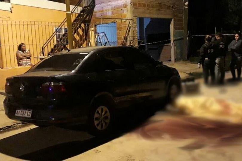 Dos sicarios mataron en Rosario a un colaborador de Julio Galván, que adhiere a la intervención del gremio en La Plata