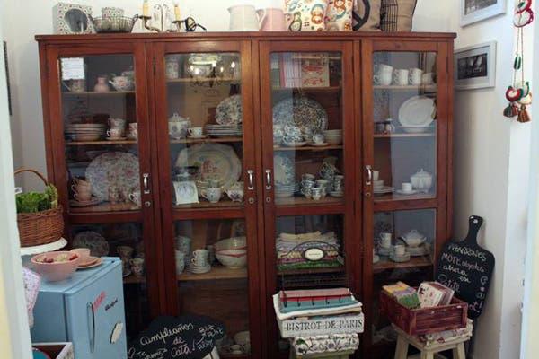 En la tienda podés encontrar varias propuestas para tu casa. Foto: gentileza Petit Margot
