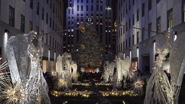 El Rockefeller Center de Nueva York