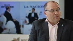 Ricardo Negri, secretario de Agricultura, Ganadería y Pesca