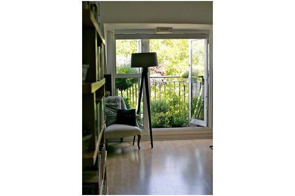 Un buen balcón es parte de la decoración de tu casa. Foto: Gentileza Pinterest designsponge