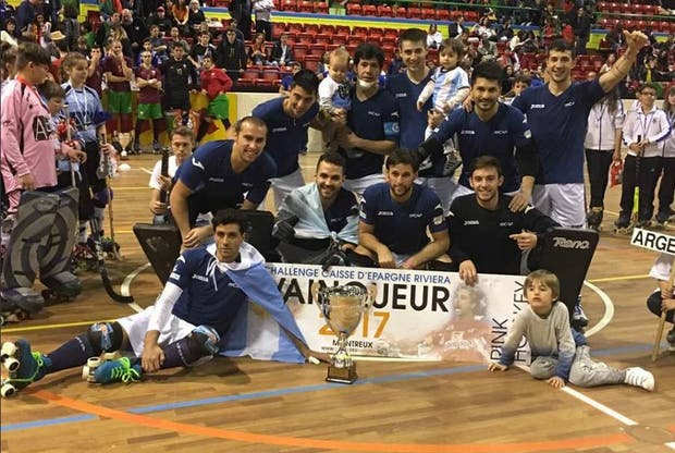 El equipo argentino y la costumbre de salir campeón