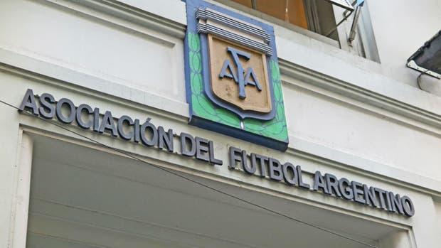 La AFA, en problemas