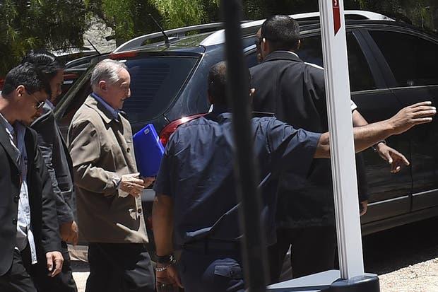 El exdirigente llegó el jueves a Montevideo: recibió prisión preventiva