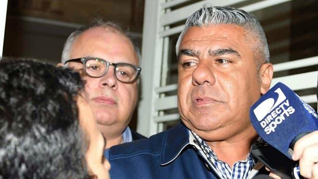Tapia, junto con Daniel Ferreiro