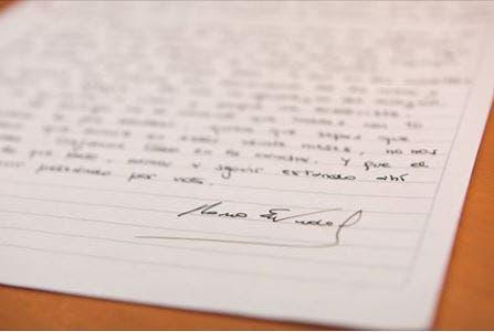 La carta de María Eugenia Vidal a los bonaerenses