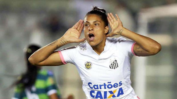 """Sole Jaimes, la chica 10: """"Yo aprendí a jugar al fútbol en la calle y con los hombres"""""""