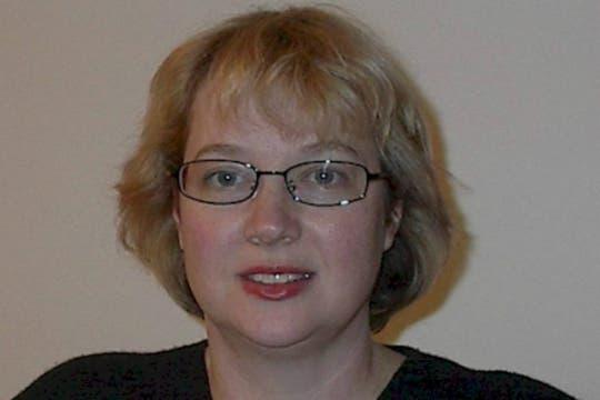 La doctora Diana Blaney, geóloga e ingeniera en Física de la NASA. Foto: NASA
