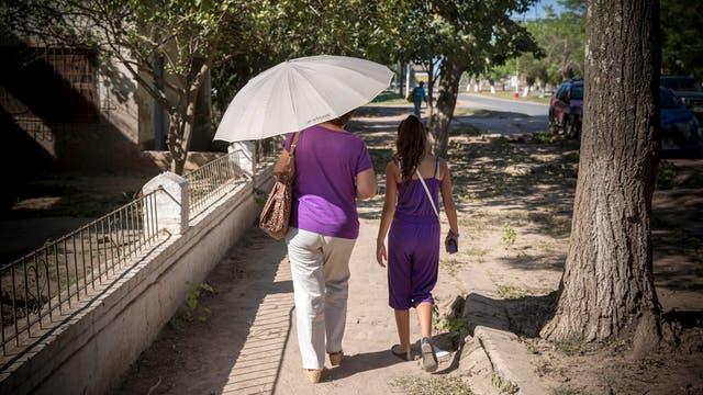 En Las Lomitas pueden registrarse hasta 50° C