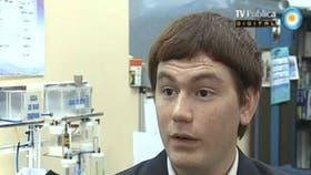 El joven científico fue baleado