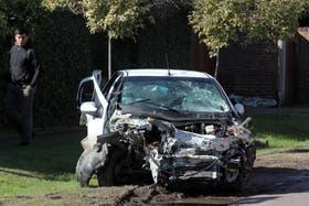 El trágico accidente fue entre las calles 19 y 511 en Hernández, La Plata