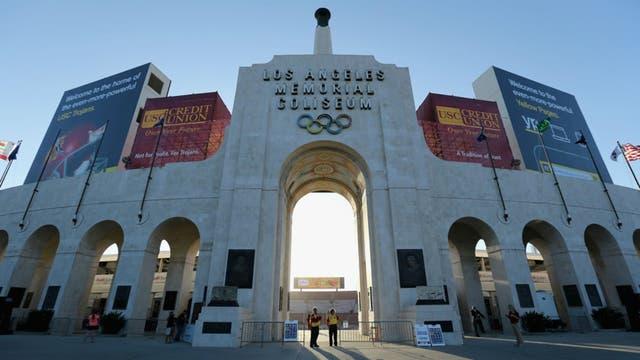 Los Angeles recibió a la cita olímpica en 1932