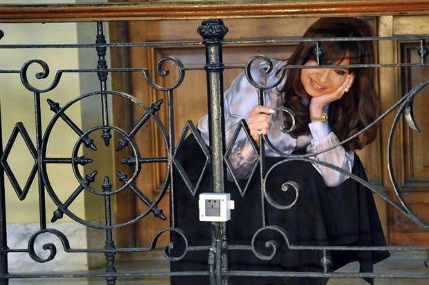 Un juez duro contra Argentina