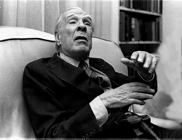 """Borges decía que no darle el Nobel era """"una tradición escandinava"""""""