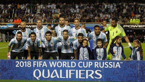 La Argentina conocerá a sus rivales de la fase de grupos el 1 de diciembre
