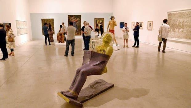 200 años de arte argentino: entre otras, en el Caraffa cordobés está la muestra itinerante del Museo Nacional de Bellas Artes