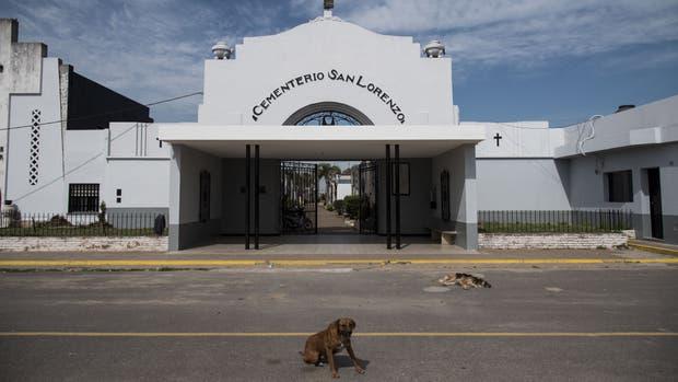 Una organización criminal buscó hacerse cargo del cementerio de San Lorenzo