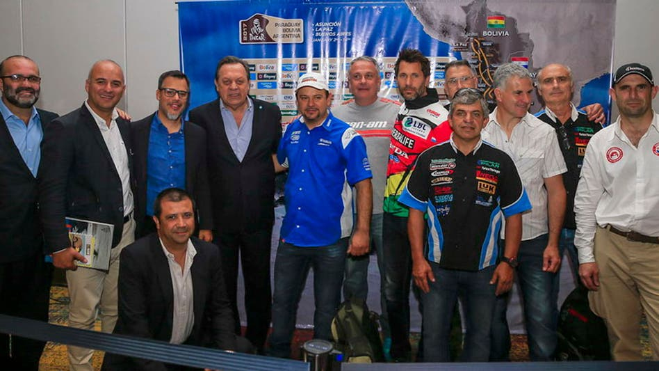 Fotos de Rally Dakar 2017