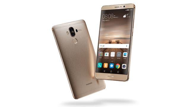 Huawei develará al sucesor del Mate 9 en octubre próximo