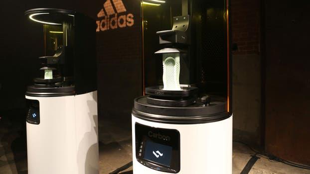 Los equipos de Carbon, la start-up que desarrolló la nueva tecnología de impresión 3D . Foto: Reuters