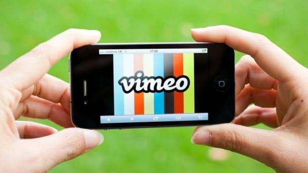 Puedes poner tus videos on demand y venderlos en Vimeo
