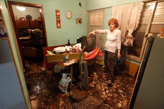 Stella de París, No sabemos como nos vamos a recuperar de todo esto, dijo. Foto: LA NACION / Ignacio Coló