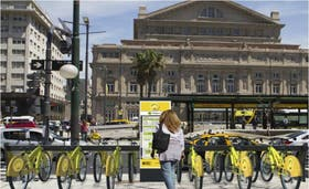 Así será el nuevo sistema de anclaje automático de bicicletas que se utilizará desde mayo