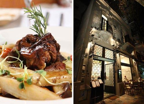 Además de disfrutar de riquísimos platos, el restaurante Möoi propone regalarle a papá una clase de cocina italiana (Cuba 1985, info@mooirestaurant.com.ar 4783-9000). Foto: lanacion.com