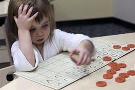 Ya en el jardín de infantes los chicos pueden hacer razonamientos complejos