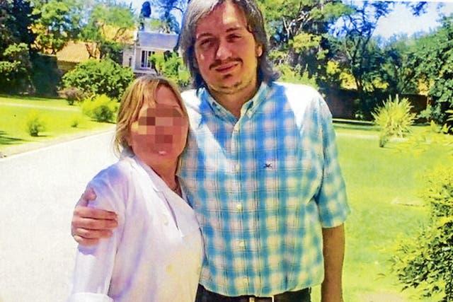 Máximo Kirchner habría adelgazado 20 kilos con dieta y ejercicios, según la revista Caras