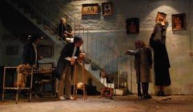 Bartís hace una provocadora reflexión sobre el teatro