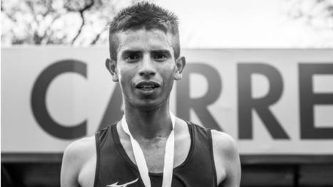 Gustavo Frencia, un atleta que busca abrirse camino entre la elite argentina