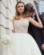 Vestido de novia: un amor a primera vista