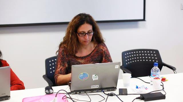 María Elena Brizuela fue una destacada comunicadora social especializada en comunicación digital y periodismo de datos