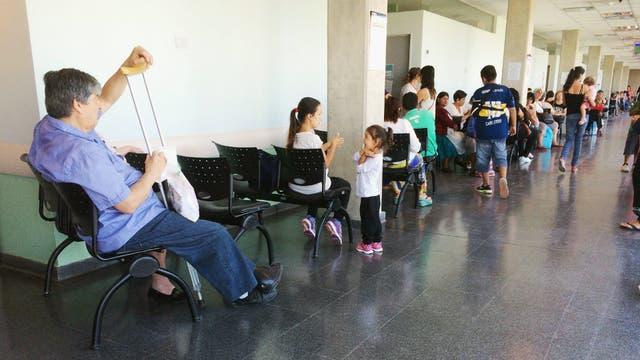El área de atención pediátrica, uno de los sectores modernizados