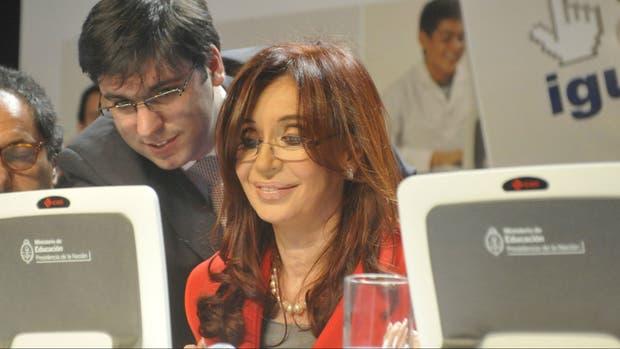 Cristina Kirchner tenía una sugestiva clave de Wi-Fi para usar Internet
