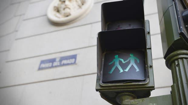 """Madrid instalará semáforos """"gay friendly"""" por el World Pride 2017"""