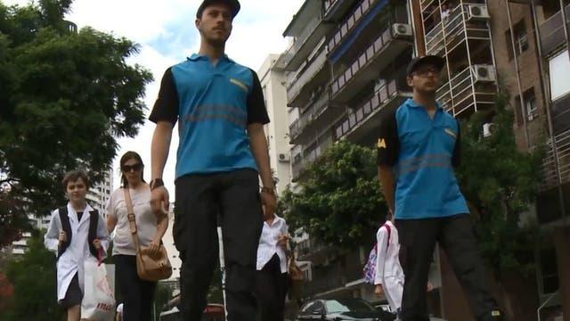 Cómo funcionan los Senderos Escolares y cuántos hay en Buenos Aires