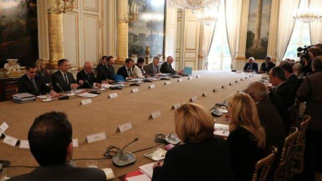 El mismo presidente Macron participó en las negociaciones