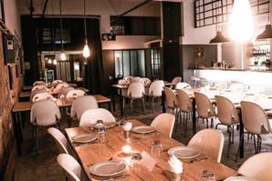 Recorrido: 5 restaurantes para celebrar Fin de Año