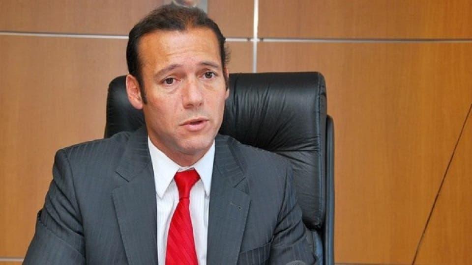El gobernador de Neuquén, Omar Gutierréz