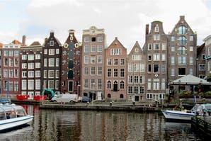 Las otras Venecias de Europa: Ámsterdam y Annecy